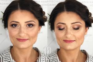 makijaż ślubny Jaworzno